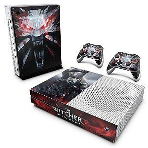 Xbox One Slim Skin - The Witcher 3 #A