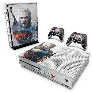 Xbox One Slim Skin - The Witcher 3 #B