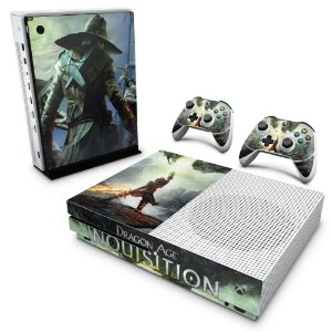 Xbox One Slim Skin - Dragon Age Inquisition