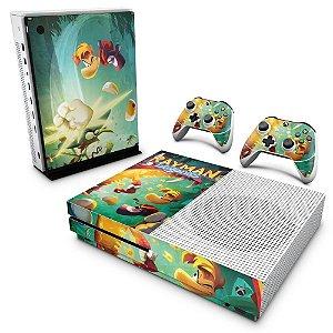 Xbox One Slim Skin - Rayman Legends