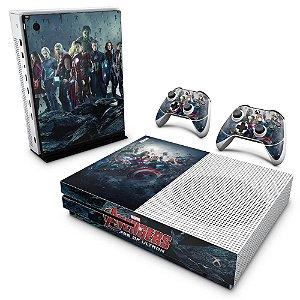 Xbox One Slim Skin - Avengers - Age of Ultron