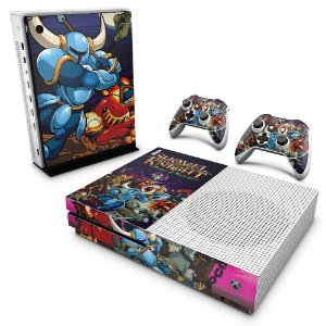 Xbox One Slim Skin - Shovel Knight