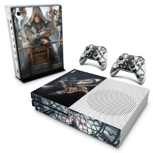 Xbox One Slim Skin - Assassin's Creed Syndicate