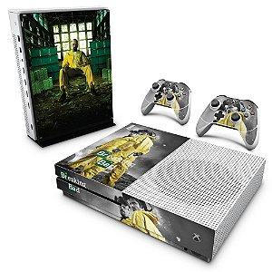 Xbox One Slim Skin - Breaking Bad