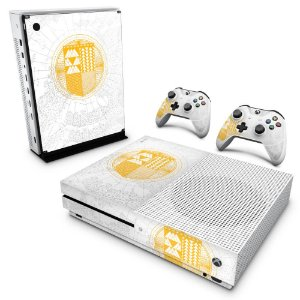 Xbox One Slim Skin - Destiny Limited Edition