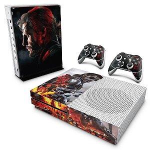 Xbox One Slim Skin - Metal Gear Solid 5: The Phantom Pain