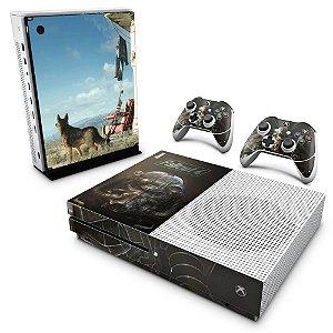 Xbox One Slim Skin - Fallout 4