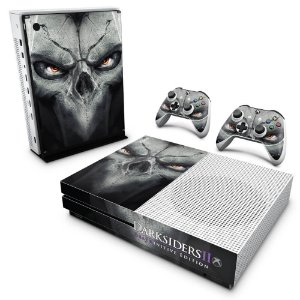 Xbox One Slim Skin - Darksiders 2 Deathinitive Edition