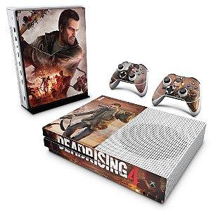 Xbox One Slim Skin - Dead Rising 4