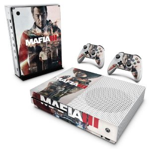 Xbox One Slim Skin - Mafia 3
