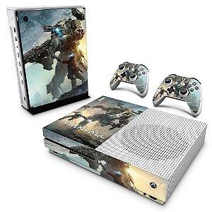 Xbox One Slim Skin - Titanfall 2