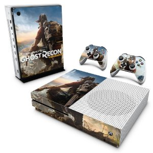 Xbox One Slim Skin - Ghost Recon Wildlands