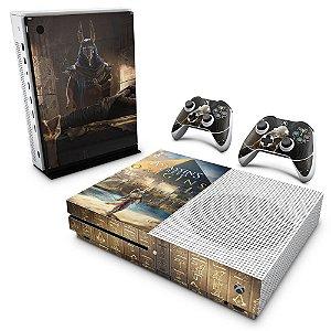 Xbox One Slim Skin - Assassin's Creed: Origins