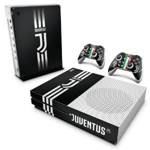 Xbox One Slim Skin - Juventus Football Club