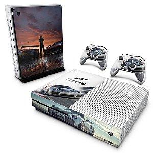 Xbox One Slim Skin - Forza Motorsport 7