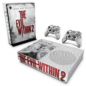 Xbox One Slim Skin - The Evil Within 2