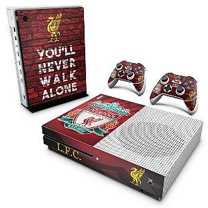 Xbox One Slim Skin - Liverpool