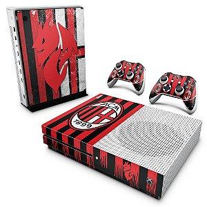 Xbox One Slim Skin - AC Milan
