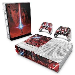 Xbox One Slim Skin - Star Wars The Last Jedi