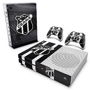 Xbox One Slim Skin - Ceará Sporting Club