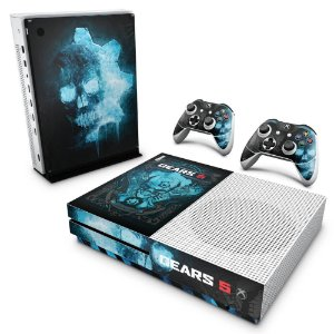 Xbox One Slim Skin - Gears 5