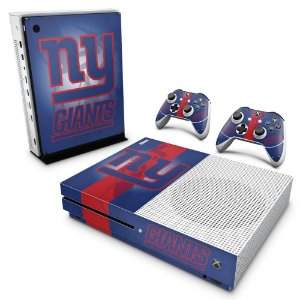 Xbox One Slim Skin - New York Giants - NFL