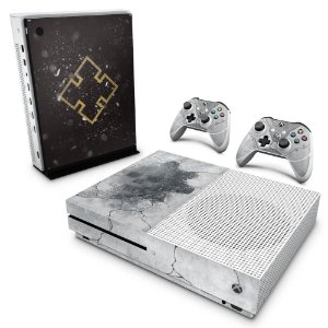 Xbox One Slim Skin - Gears 5 Special Edition Bundle