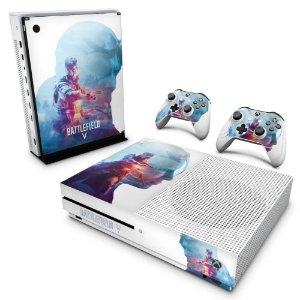 Xbox One Slim Skin - Battlefield V