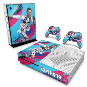 Xbox One Slim Skin - FIFA 19
