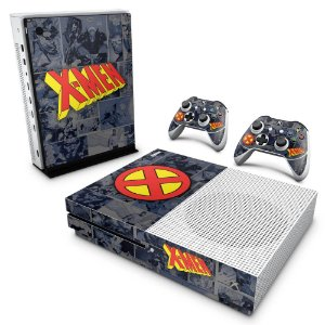Xbox One Slim Skin - X-Men Comics