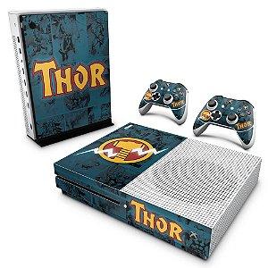 Xbox One Slim Skin - Thor Comics