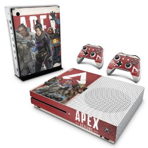 Xbox One Slim Skin - Apex Legends