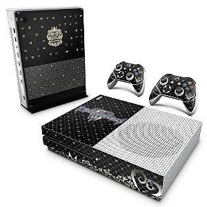 Xbox One Slim Skin - Kingdom Hearts 3 III