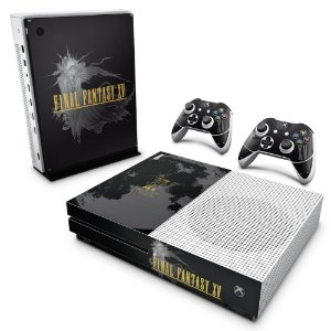 Xbox One Slim Skin - Final Fantasy XV Bundle