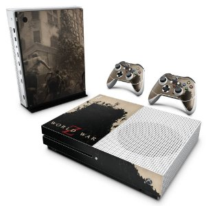 Xbox One Slim Skin - World War Z