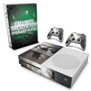 Xbox One Slim Skin - Call Of Duty Modern Warfare