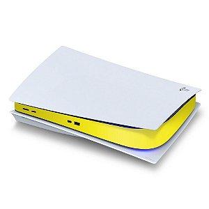 PS5 Central Skin - Amarelo