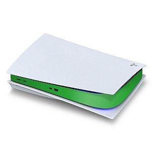 PS5 Central Skin - Verde