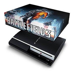 PS3 Fat Capa Anti Poeira - Battlefield 3