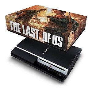PS3 Fat Capa Anti Poeira - Last Of Us