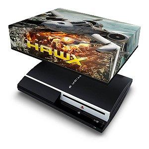 PS3 Fat Capa Anti Poeira - Tom Clancys Hawx 2