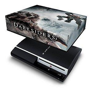 PS3 Fat Capa Anti Poeira - Darksiders