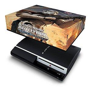 PS3 Fat Capa Anti Poeira - Star Wars