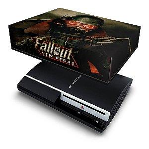 PS3 Fat Capa Anti Poeira - Fallout New