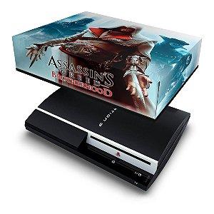 PS3 Fat Capa Anti Poeira - Assassins Creed Brotherhood #C