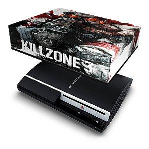 PS3 Fat Capa Anti Poeira - Killzone 3