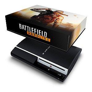 PS3 Fat Capa Anti Poeira - Battlefield Hardline