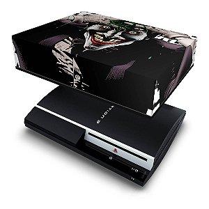 PS3 Fat Capa Anti Poeira - Joker Coringa