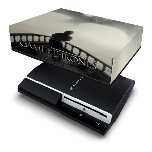 PS3 Fat Capa Anti Poeira - Game Of Thrones #b