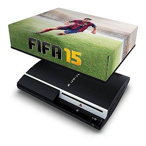 PS3 Fat Capa Anti Poeira - Fifa 15